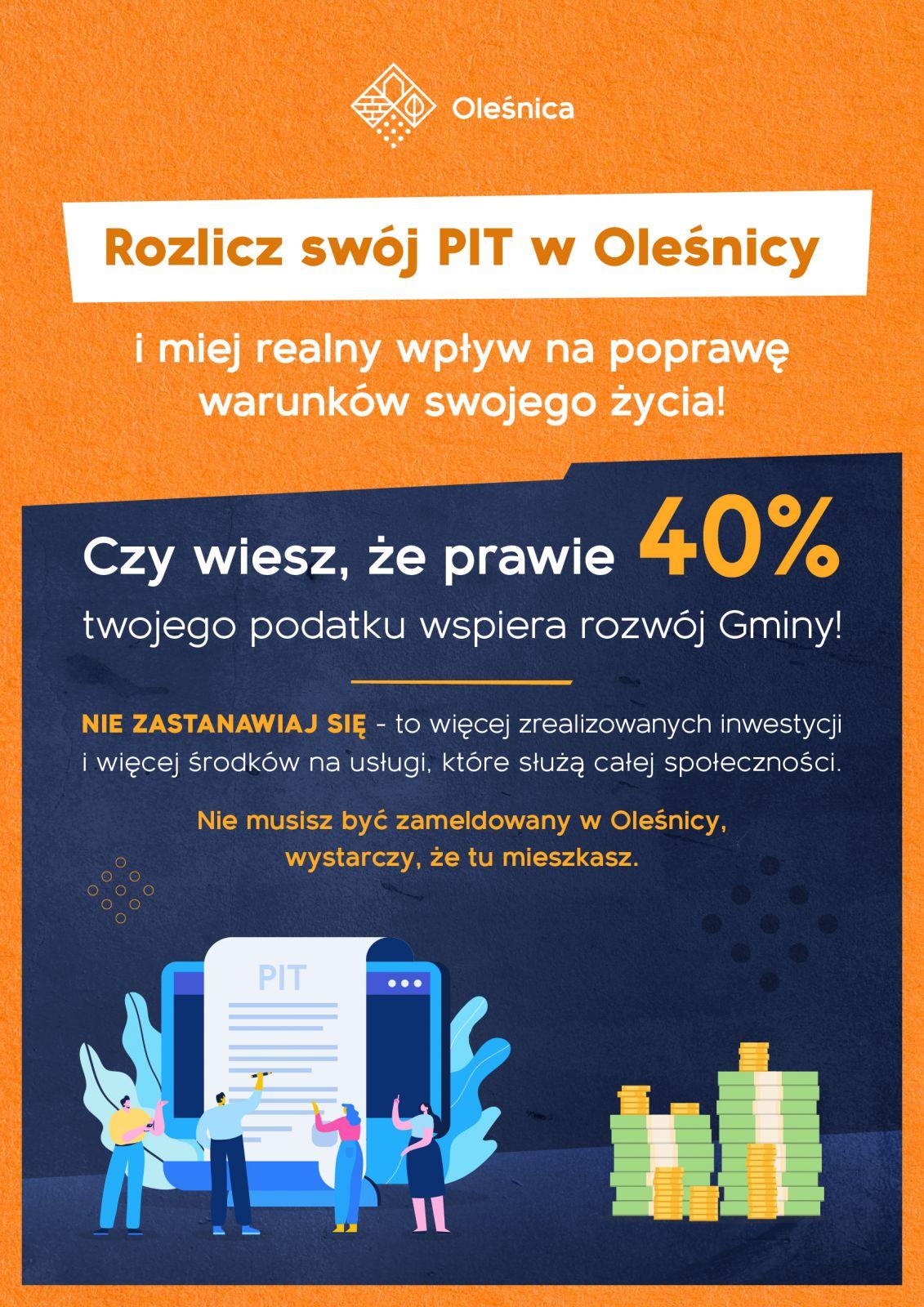 rozlicz PIT w Oleśnicy