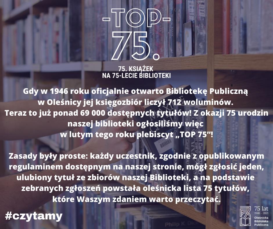 lista książek
