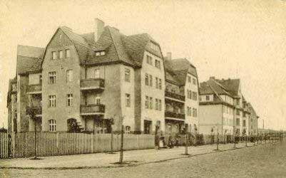 Nowa dzielnica mieszkaniowa