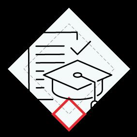 Kierunki kształcenia ikona
