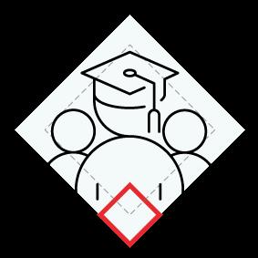 Liczba uczniów ikona