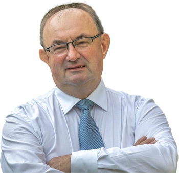 Jan Bronś - Burmistrz Oleśnicy