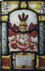 Pierwszy herb Oleśnicy