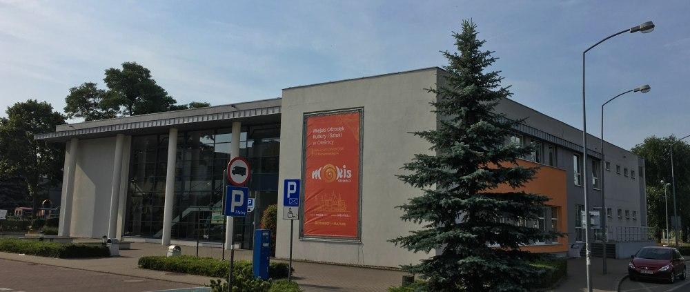 Budynek MOKIS w Oleśnicy