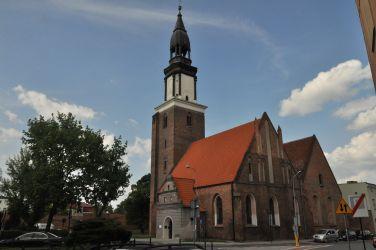 Kościół pw. N. P. Marii i św. Jerzego