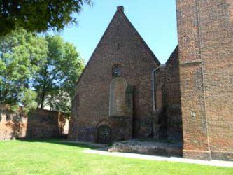 Dawny kościół św. Jerzego używany obecnie do celów kulturalnych i wystawienniczych
